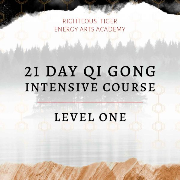 Online Qi Gong Course - Level One