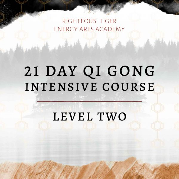 Online Qi Gong Course - Level Two