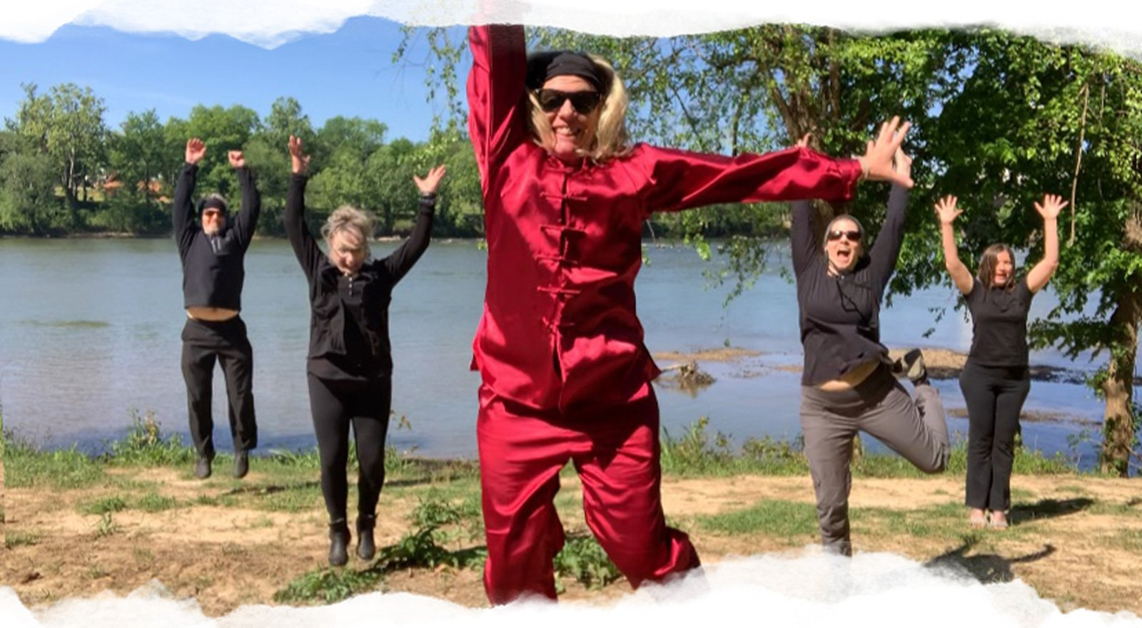 online qi gong course with righteous tiger energy arts academy